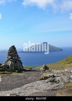 Faroe Islands - Stock Image