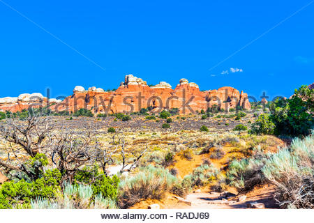 Arches National Park, USA - Stock Image
