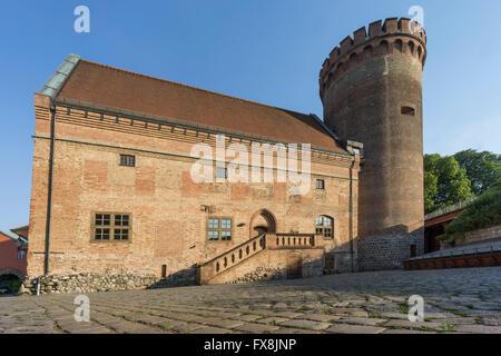 Spandau Citadel, Berlin, Germany - Stock Image