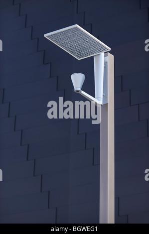 Street lighting - Stock Image