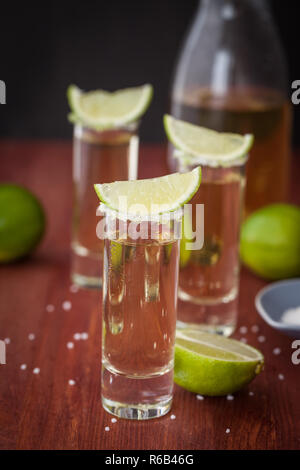 Tequila Shots - Stock Image