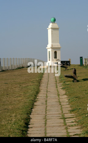 King George V Memorial, Peacehaven, East Sussex, UK. - Stock Image