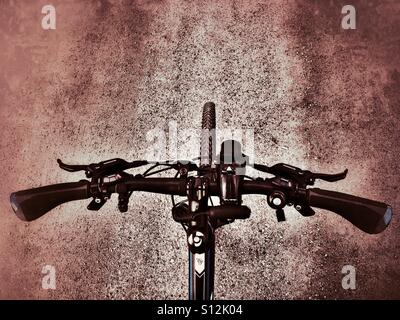 Steering bar - Stock Image