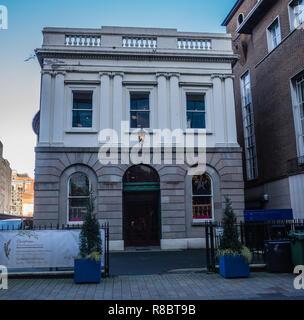 First Presbyterian church in Belfast - Stock Image