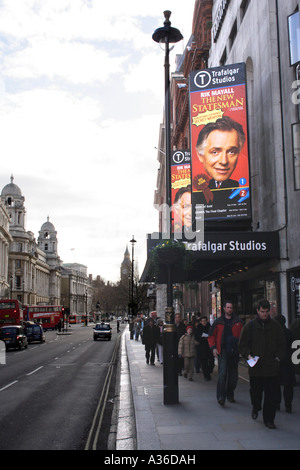 Trafalgar Studios Theatre London Winter 2006 - Stock Image