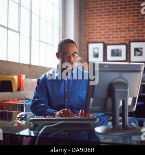 work time - Stock Image