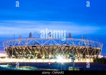 Olympic Stadium London, 2012, U.K. - Stock Image