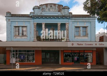 Former Dal Monte's store, Warracknabeal, Wimmera region, Victoria, Australia - Stock Image