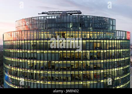 Deutsche Bahn - Stock Image