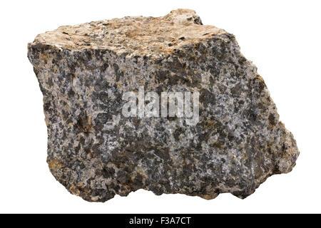 Gabbro - Stock Image