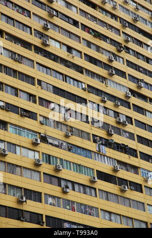 People's Park Complex, People's Park, Outram, Singapore - Stock Image