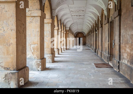 Magdalen College, Oxford - Stock Image
