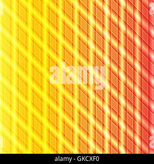 Vector abstract illustration splash color  glowing  background - Stock Image