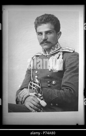 73 Narcyz Witczak-Witaczyński - Władysław Belina-Prażmowski (107-225-1) - Stock Image