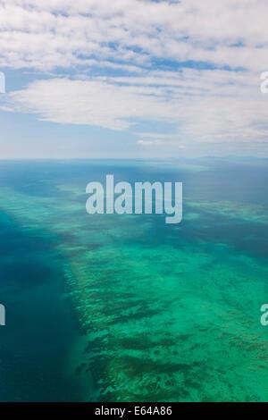 Great Barrier Reef, North Queensland, Australia - Stock Image