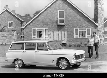 1965 Hillman Super Minx Estate - Stock Image