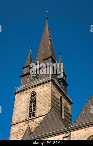 Parish Church, Bad Driburg, NRW, Germany. - Stock Image
