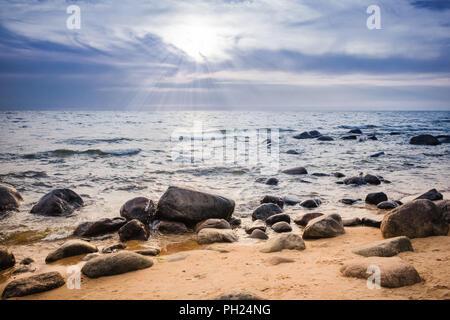 Baltic sea - Stock Image