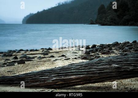 Lake St Clair, Tasmania - Stock Image