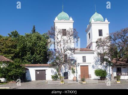 Los Dominicos Church Santiago do Chile - Stock Image