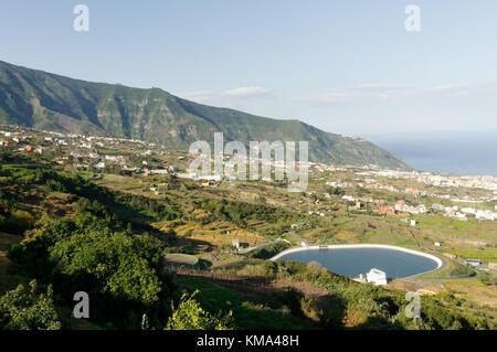 puerto de la cruz tenerife canary islands canaries - Stock Image