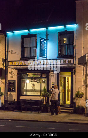 Royal Standard Inn, North Bar Without, Beverley, East Riding, Yorkshire, England - Stock Image
