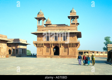 Fatehpur Sikri, Rajasthan, India - Stock Image