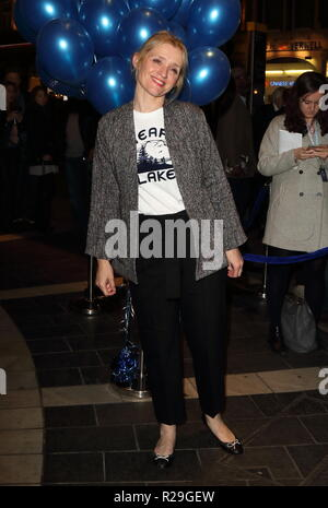 Company - opening VIP night at the Gielgud Theatre, Shaftesbury Avenue, London  Featuring: Anne-Marie Duff Where: London, United Kingdom When: 17 Oct 2018 Credit: WENN.com - Stock Image