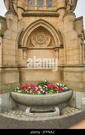 The American Fountain in Stratford upon Avon - Stock Image