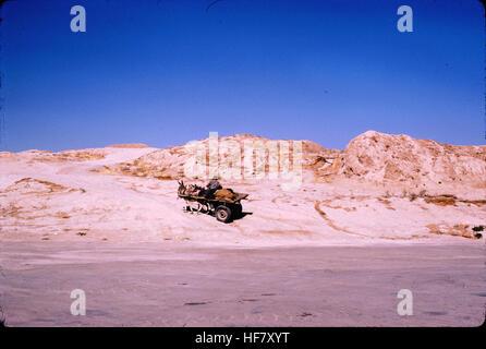 Area outside of Sarmakand; Uzbekistan, former USSR. - Stock Image