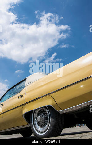 Vintage Buick car - Stock Image
