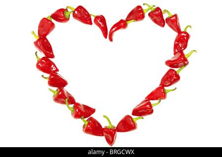 Pepper Heart - Stock Image