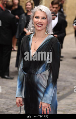 LONDON, UK. April 28, 2019: Pips Taylor at the BAFTA Craft Awards 2019, The Brewery, London. Picture: Steve Vas/Featureflash - Stock Image