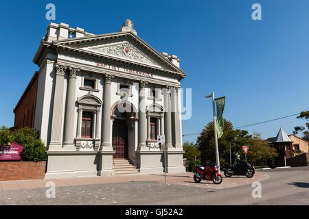 Newcastle Baptist Tabernacle in Newcastle, Australia. - Stock Image