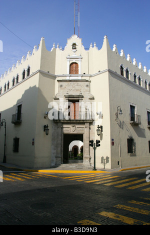 University of Yucatan, Merida, Yucatan Peninsular, Mexico - Stock Image
