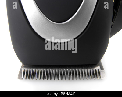 modern electric hair / beard trimmer - Stock Image