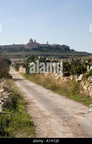 mdina malta - Stock Image