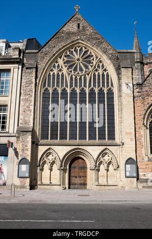 St Marks Church Lord Mayors Chapel Bristol - Stock Image