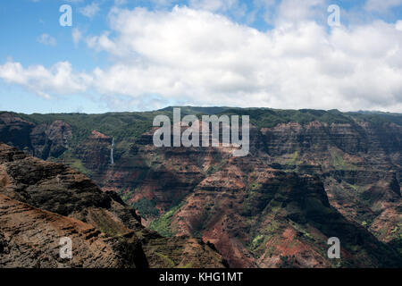 Waimea Canyon - Stock Image