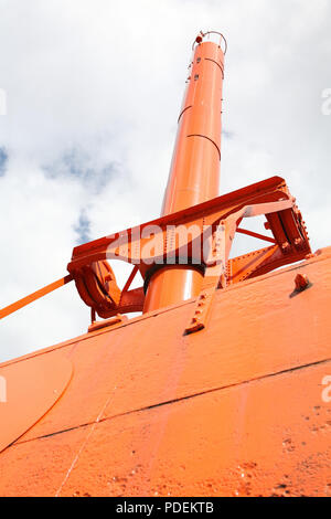 Diving bell - Stock Image