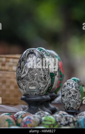 Souvenir in Tenganan Bali - Stock Image
