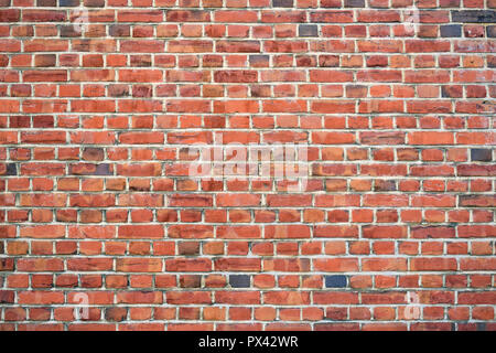 Brick Wall Background - Stock Image