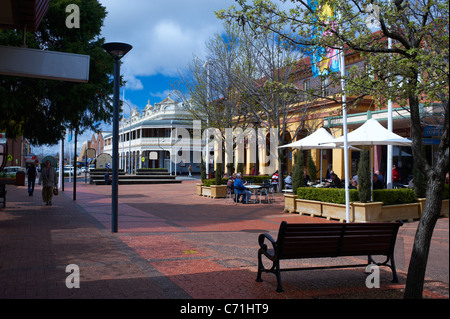 Armidale, New South Wales - Stock Image