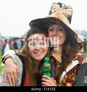 Portsmouth, UK. 29th August 2015. Victorious Festival - Saturday. Credit:  MeonStock/Alamy Live News - Stock Image