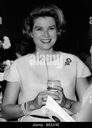 Grace Kelly, Princess of Monaco - Stock Image