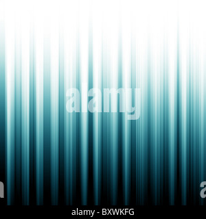 Blue striped abstract background for your design - Stock Image
