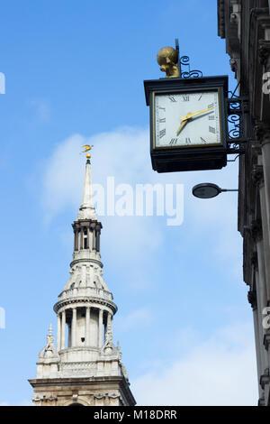 London Church - Stock Image