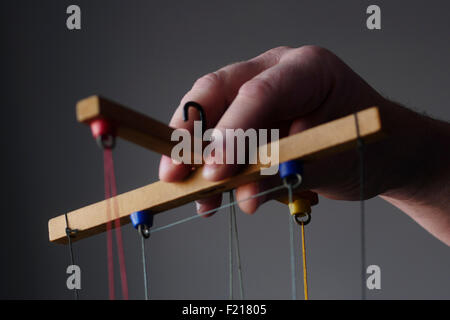 Puppeteer - Stock Image