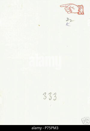 Italiano: Wilhelm von Gloeden (1856-1931), Retro della fotografia n. 333.  English: Wilhelm von Gloeden (1856-1931), Reverse of image # 333.  . circa 1890s. 128 Gloeden, Wilhelm von (1856-1931) - n. 0333v - Stock Image