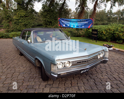1967 Chrysler Imperial Le Baron - Stock Image